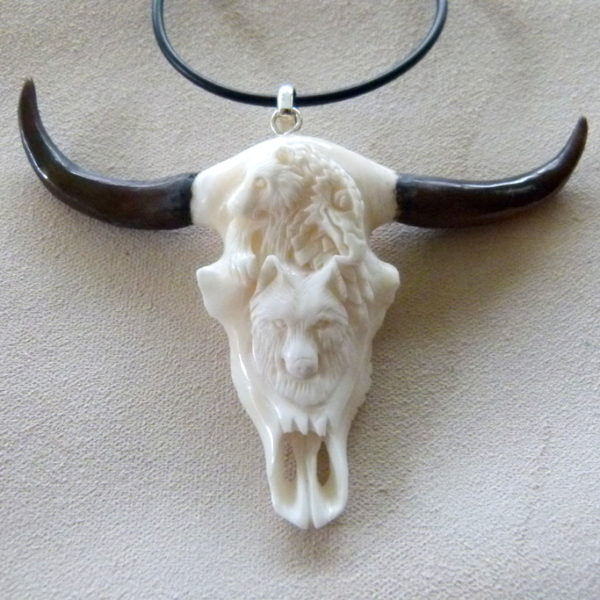 Bone hand carved pendant navaho designs bone hand carved pendant aloadofball Gallery